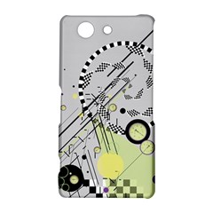 Abstract Geo Sony Xperia Z3 Compact Hardshell Case
