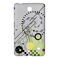 Abstract Geo Samsung Galaxy Tab 4 (7 ) Hardshell Case