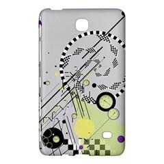 Abstract Geo Samsung Galaxy Tab 4 (8 ) Hardshell Case