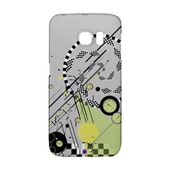 Abstract Geo Samsung Galaxy S6 Edge Hardshell Case