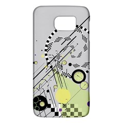 Abstract Geo Samsung Galaxy S6 Hardshell Case