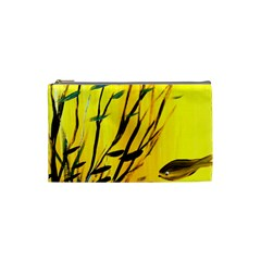 Yellow Dream Cosmetic Bag (small)