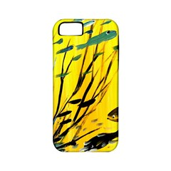 Yellow Dream Apple Iphone 5 Classic Hardshell Case (pc+silicone)