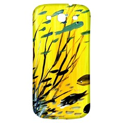 Yellow Dream Samsung Galaxy S3 S Iii Classic Hardshell Back Case