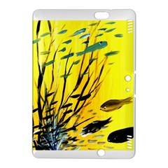Yellow Dream Kindle Fire HDX 8.9  Hardshell Case
