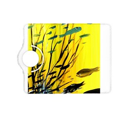 Yellow Dream Kindle Fire HD (2013) Flip 360 Case
