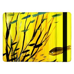 Yellow Dream Samsung Galaxy Tab Pro 12.2  Flip Case