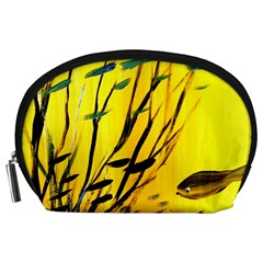 Yellow Dream Accessory Pouch (large)