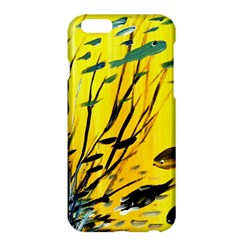 Yellow Dream Apple iPhone 6 Plus Hardshell Case