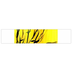 Yellow Dream Flano Scarf (Small)