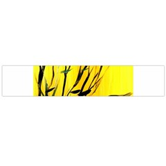 Yellow Dream Flano Scarf (Large)