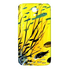Yellow Dream Samsung Galaxy Mega I9200 Hardshell Back Case