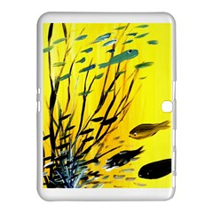 Yellow Dream Samsung Galaxy Tab 4 (10.1 ) Hardshell Case