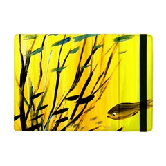 Yellow Dream Apple Ipad Mini Flip Case