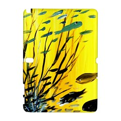 Yellow Dream Samsung Galaxy Note 10 1 (p600) Hardshell Case