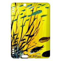 Yellow Dream Kindle Fire HDX Hardshell Case