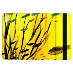 Yellow Dream Apple iPad Air Flip Case