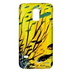 Yellow Dream Samsung Galaxy S5 Mini Hardshell Case