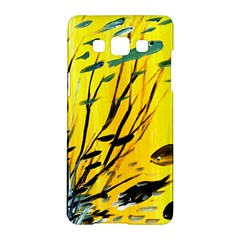 Yellow Dream Samsung Galaxy A5 Hardshell Case
