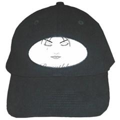 Breathless Black Baseball Cap