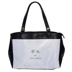 Breathless Oversize Office Handbag (one Side)