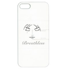 Breathless Apple Iphone 5 Hardshell Case With Stand