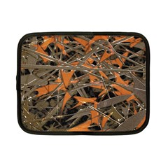 Intricate Abstract Print Netbook Sleeve (small)