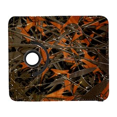 Intricate Abstract Print Samsung Galaxy S  Iii Flip 360 Case