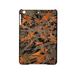 Intricate Abstract Print Apple iPad Mini 2 Hardshell Case