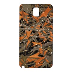 Intricate Abstract Print Samsung Galaxy Note 3 N9005 Hardshell Back Case