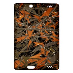 Intricate Abstract Print Kindle Fire HD (2013) Hardshell Case