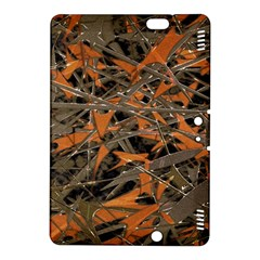 Intricate Abstract Print Kindle Fire HDX 8.9  Hardshell Case