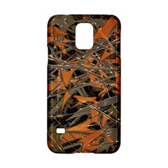 Intricate Abstract Print Samsung Galaxy S5 Hardshell Case
