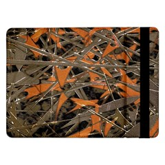 Intricate Abstract Print Samsung Galaxy Tab Pro 12.2  Flip Case