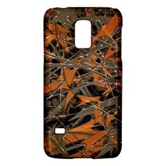Intricate Abstract Print Samsung Galaxy S5 Mini Hardshell Case