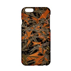 Intricate Abstract Print Apple iPhone 6 Hardshell Case