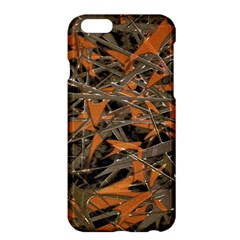 Intricate Abstract Print Apple iPhone 6 Plus Hardshell Case