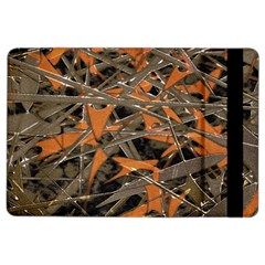 Intricate Abstract Print Apple iPad Air 2 Flip Case