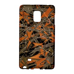 Intricate Abstract Print Samsung Galaxy Note Edge Hardshell Case