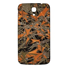 Intricate Abstract Print Samsung Galaxy Mega I9200 Hardshell Back Case