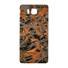 Intricate Abstract Print Samsung Galaxy Alpha Hardshell Back Case