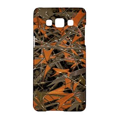 Intricate Abstract Print Samsung Galaxy A5 Hardshell Case