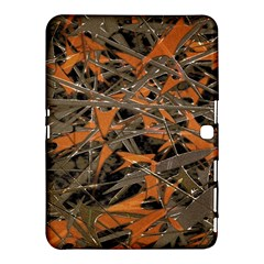 Intricate Abstract Print Samsung Galaxy Tab 4 (10 1 ) Hardshell Case