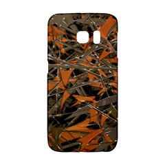 Intricate Abstract Print Samsung Galaxy S6 Edge Hardshell Case