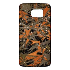 Intricate Abstract Print Samsung Galaxy S6 Hardshell Case