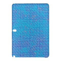 Textured Blue & Purple Abstract Samsung Galaxy Tab Pro 10.1 Hardshell Case