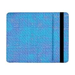 Textured Blue & Purple Abstract Samsung Galaxy Tab Pro 8.4  Flip Case