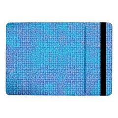Textured Blue & Purple Abstract Samsung Galaxy Tab Pro 10 1  Flip Case