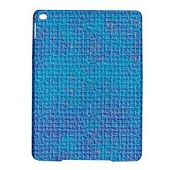 Textured Blue & Purple Abstract Apple iPad Air 2 Hardshell Case