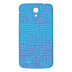Textured Blue & Purple Abstract Samsung Galaxy Mega I9200 Hardshell Back Case